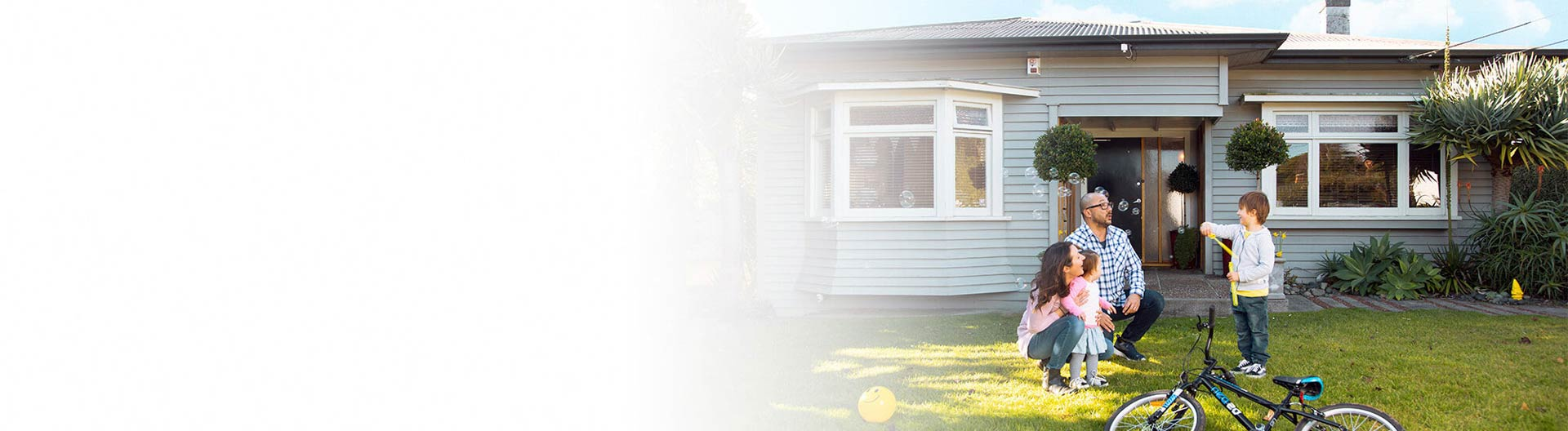 AA Insurance - home & contents insurance banner