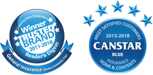 Most Trusted and Canstar Awards